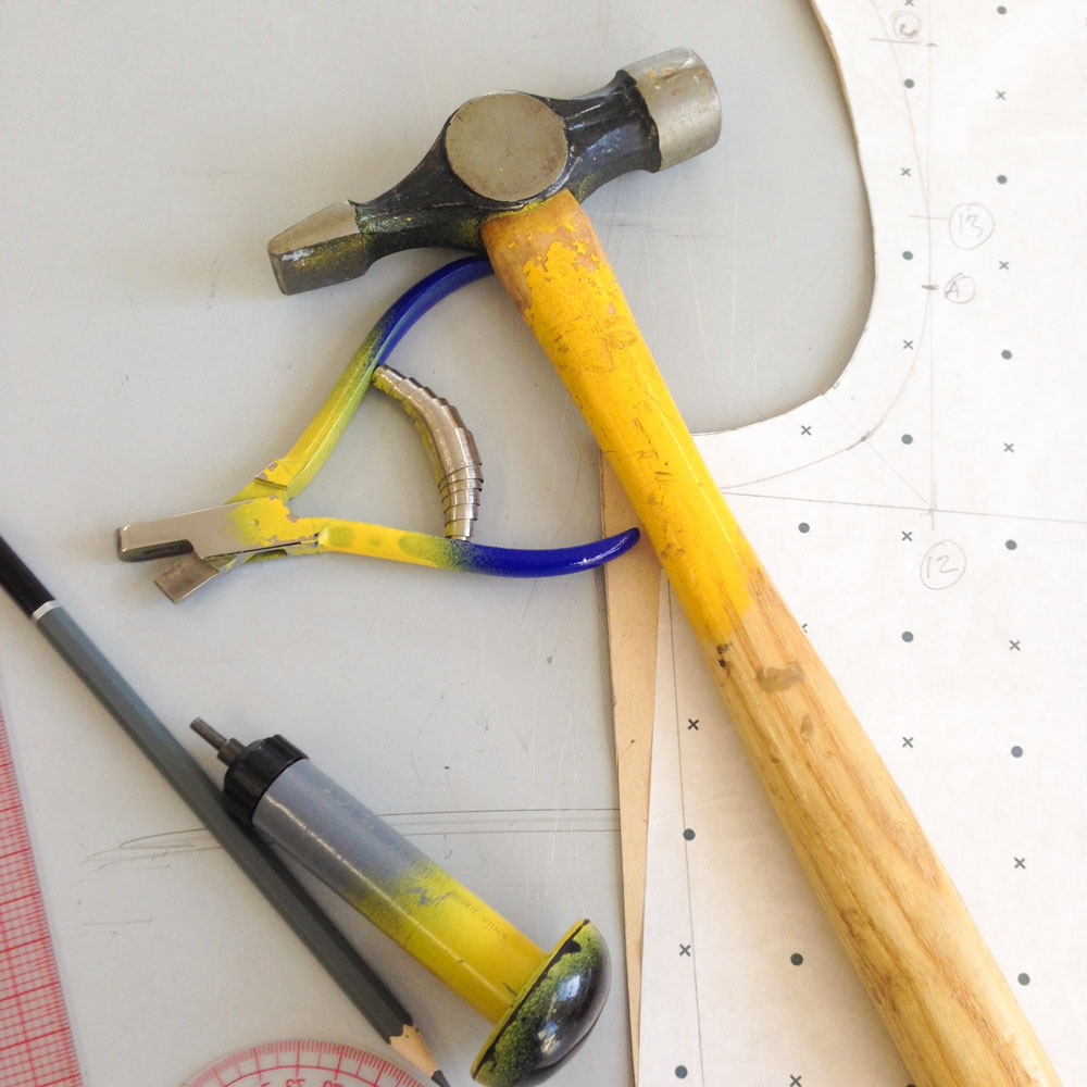 pattern-drafting tools