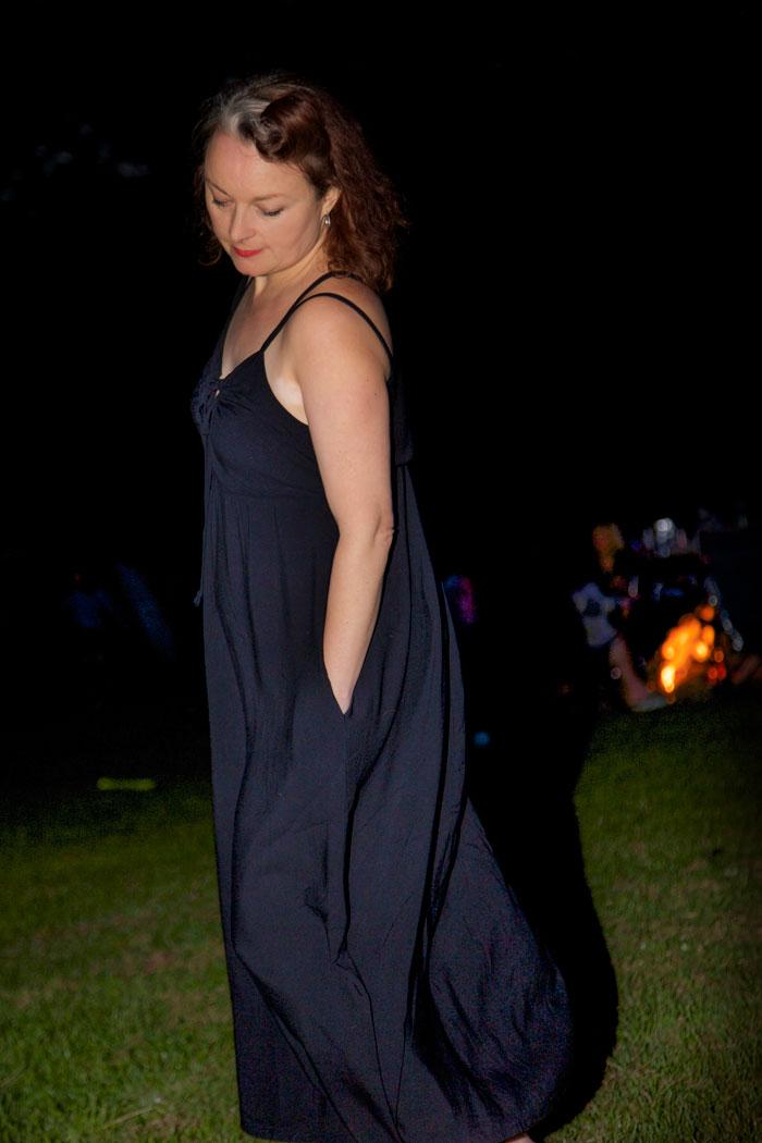 Burdastyle Maxi Dress