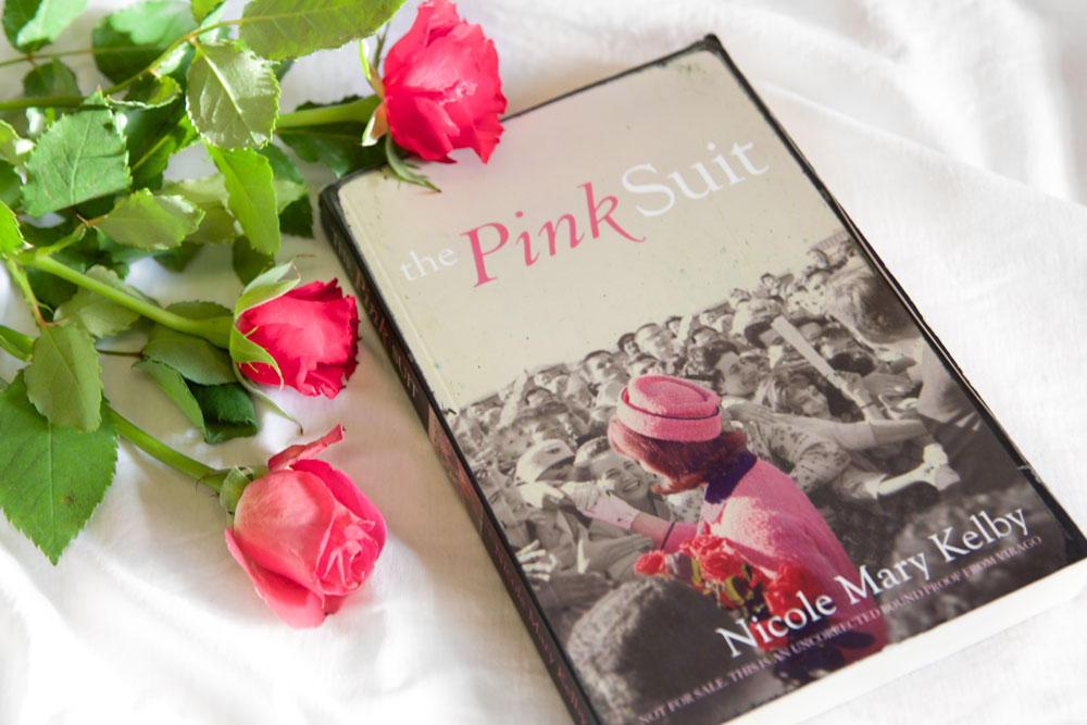 The Pink Suit book
