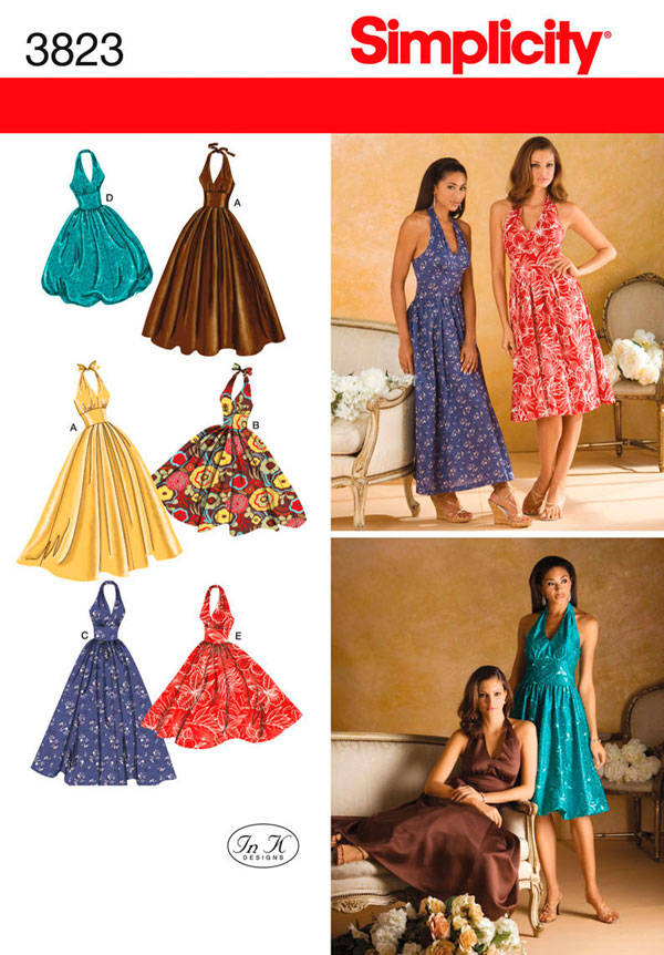simplicity 3823 sewing pattern