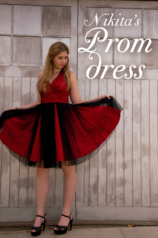 Nikita prom dress title pic
