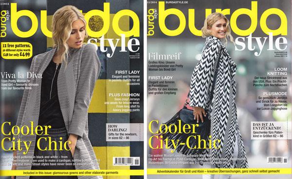 Burda UK v Germany covers