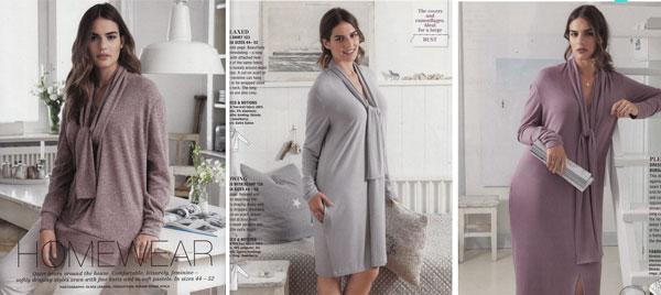 Homewear burda November 2014