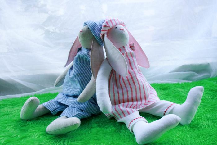 Tilda rabbits
