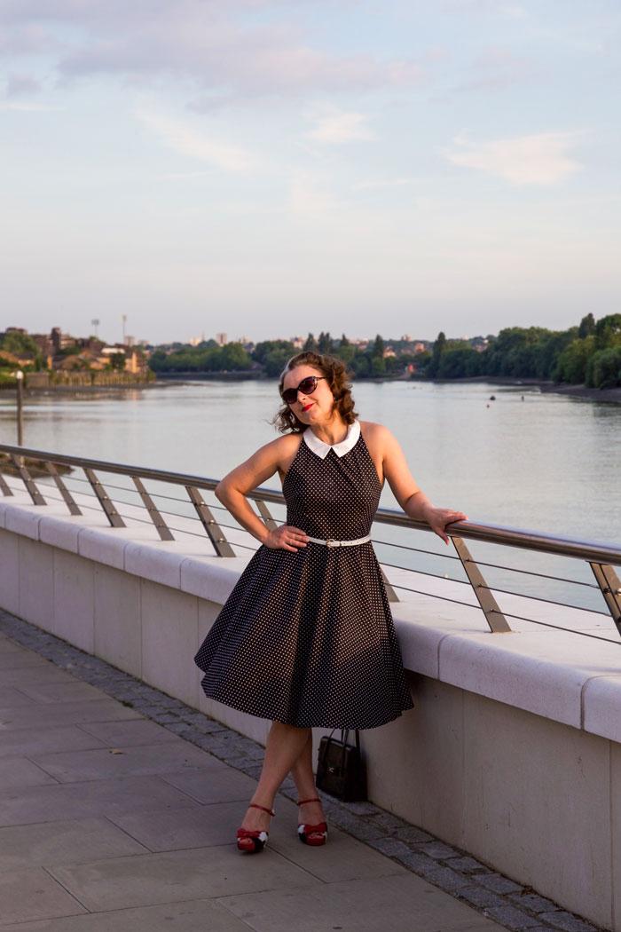 butterick b4512 halter dress
