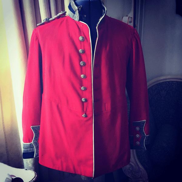 Boer War Jacket Project