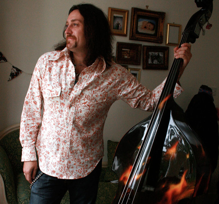 B5007 with double bass