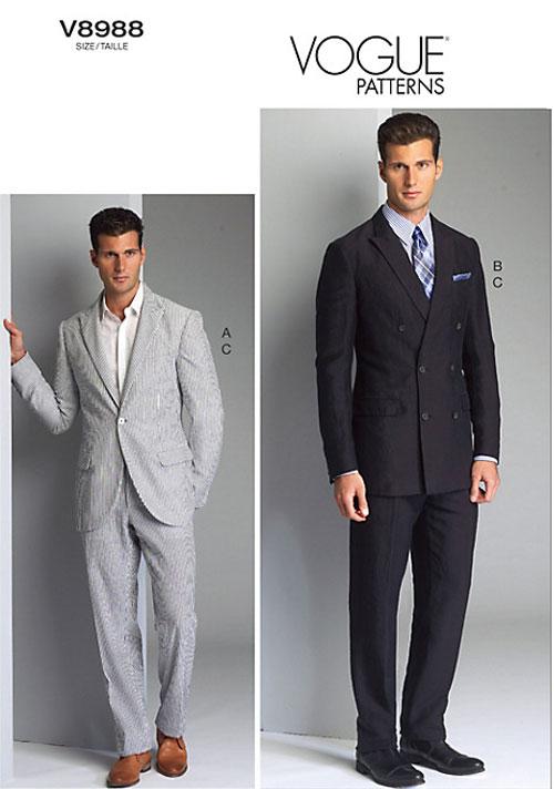 Vogue 8988 jacket
