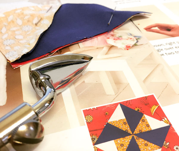 tiny iron for quilting