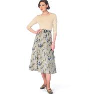 1930s skirt