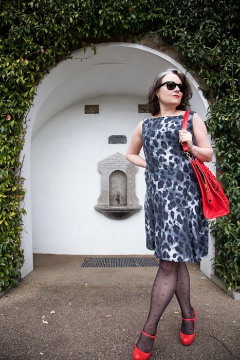 by hand london sabrina dress