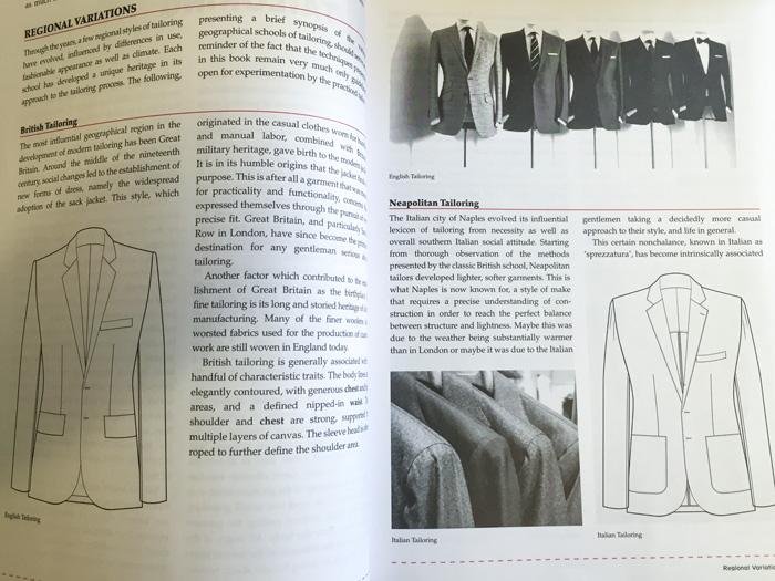 classic tailoring for menswear intro