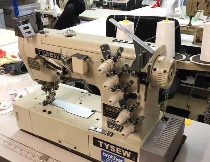 contrado sewing machine