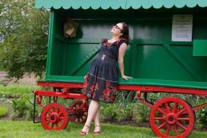 gypsy girl top and skirt