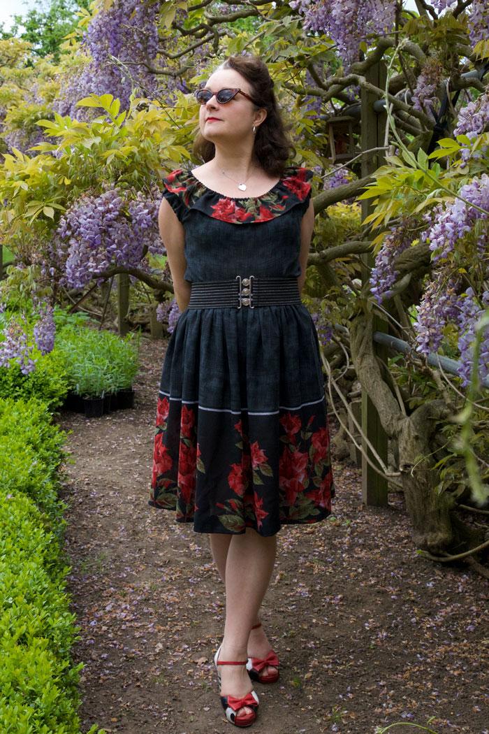 gypsy style with wisteria