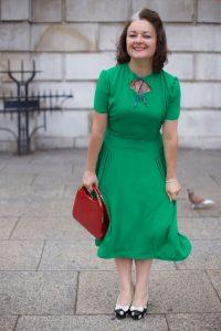 Blackmore 8194 vintage dress