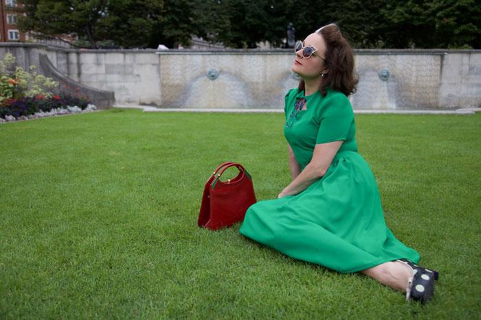 Blackmore 40s dress