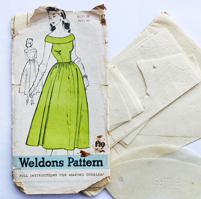 weldons pattern 3833