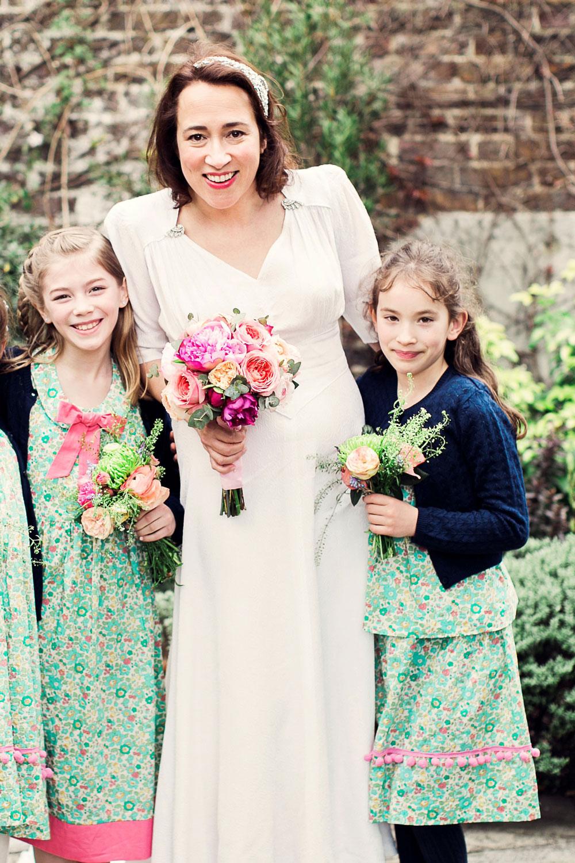 Bridesmaid dresses by ooobop