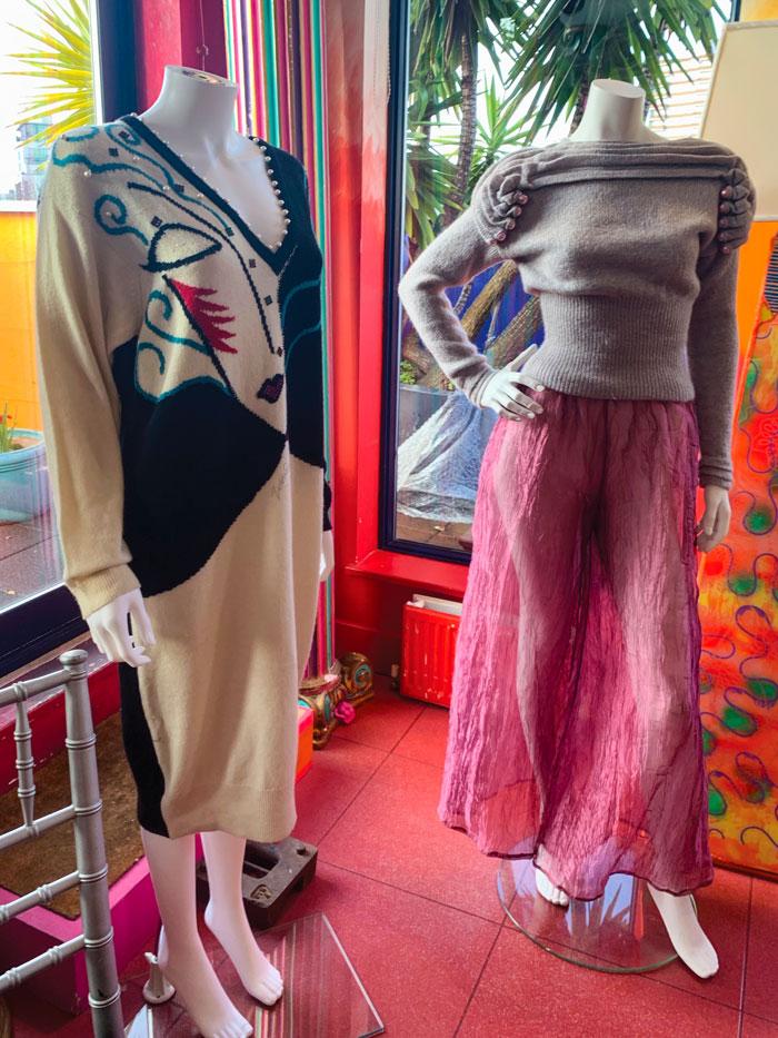 zandra rhodes knitwear